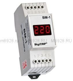 Вольтметр 400в ВМ-1