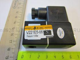 Пневмораспредилитель V221E5-06