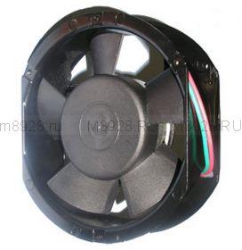 Вентилятор  170х150х50 12в