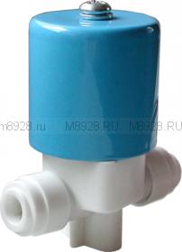 Клапан электромагнитный миниатюрный  AR-YCWS3 220в АС