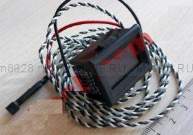 Термометр Т-036-F красный  °С