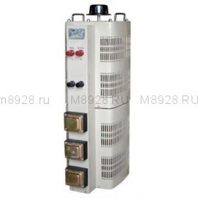 Лабораторный автотрансформатор ЛАТР TDGC2-20 80А 0-250в