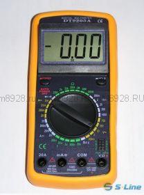 Мультиметр 9205А