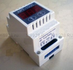 Амперметр электронный с реле тока  АРТ - 1000