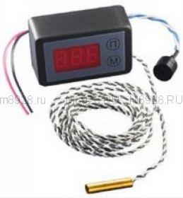 Термометр с сигнализатором ТС-036-3D-A -60 +250гр. в корпусе