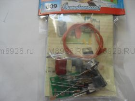 Радиоконструктор № 009, Регулятор мощности на симисторе