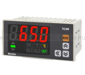 Терморегулятор TC4W-14R  96х48мм -50°С +1200°С